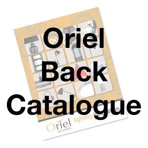 Oriel Back Catalogue